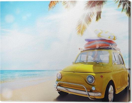 tableaux-sur-toile-commencer-les-vacance