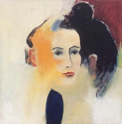 _Head of a Girl_45x45cm.Acrylic.JPG