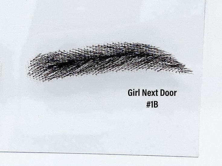 WBT BROWS - GIRL NEXT DOOR
