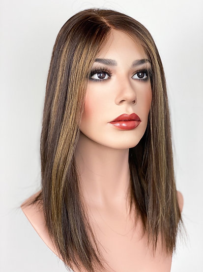 """Lily 17"""" Wig (M)"""
