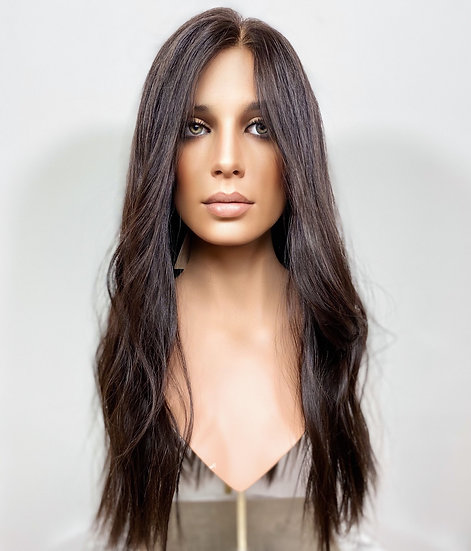 "Jasmine 25"" Wig (M/L)"
