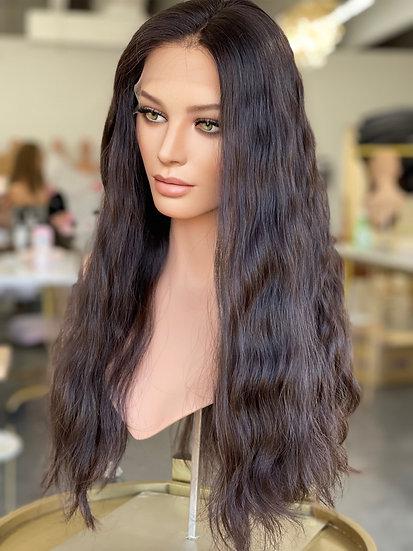 """Jasmine 25"""" Wavy Wig (S/M)"""