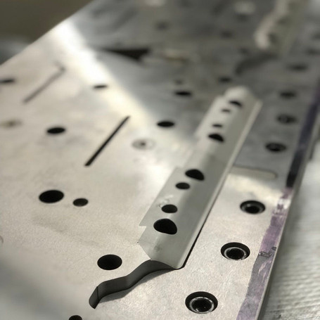 PRECISION CUTTING AND STAMPING