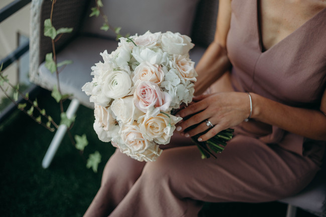 How to Choose your Wedding Florist