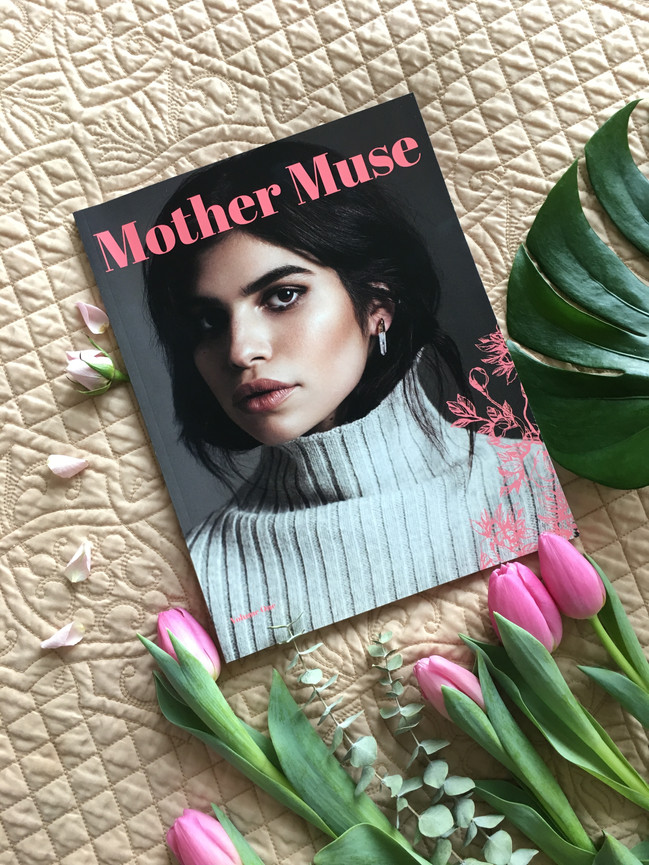 Our Florals in Print in Mother Muse Magazine