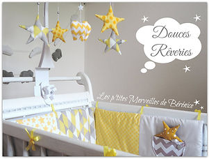 Déco chambre bébé | Occitanie | Les p\'tites Merveilles de ...