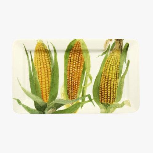Emma Bridgewater Vegetable Garden Sweetcorn Oblong Plate
