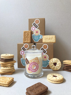 Carlisle Biscuit Candle