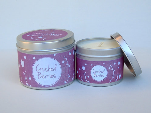 Crushed Berries Candle
