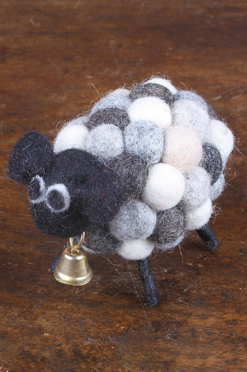 Herdwick bobbly lamb decoration
