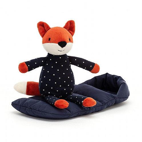 Jellycat Snuggler Fox