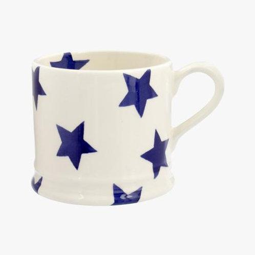 Emma Bridgewater Blue Stars Small Mug