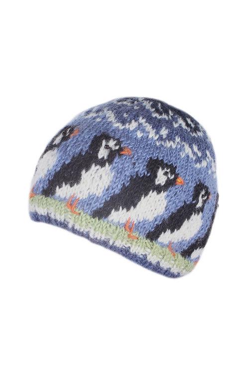 Puffin Beanie Hat