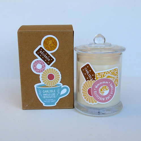 The Original Carlisle Smells of Biscuits Candle