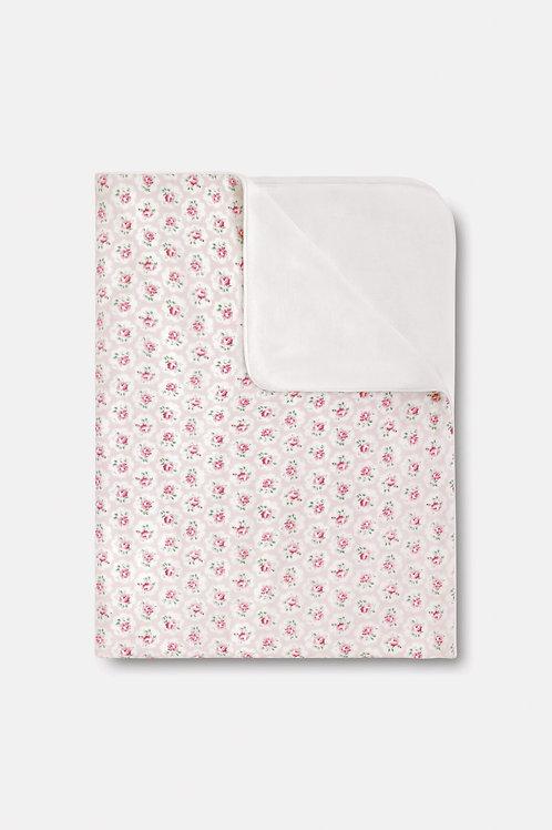 Cath Kidston Pram Blanket in Provence Rose