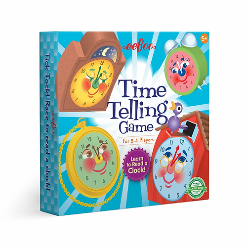 Time Telling Game