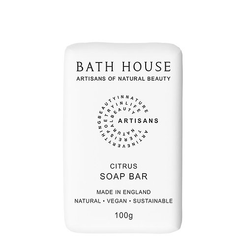 Bath House Soap Bar