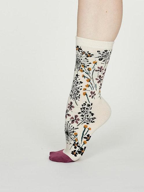 2 Pairs Ladies Thought Socks