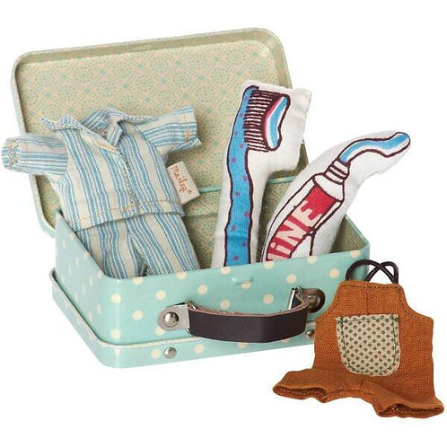 Maileg Bedtime Mouse Suitcase