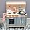 Thumbnail: Wooden Kitchen