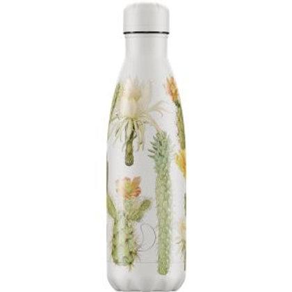 Chilly's Bottle Botanical Edition Cacti  - 500ml