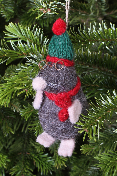 Mr Mole Decoration