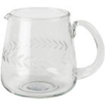 Glass Jug Petit Laurel
