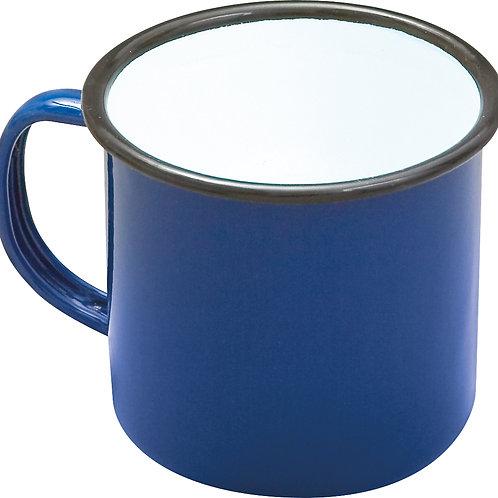 Enamel Mug - Blue