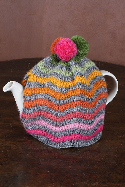 Crocheted Tea Cosy