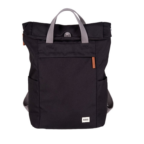 Roka Sustainable Backpack Medium Ash