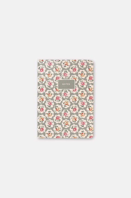 Cath Kidston A5 Notebook - Provence Rose