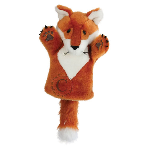 Fox Glove Puppet
