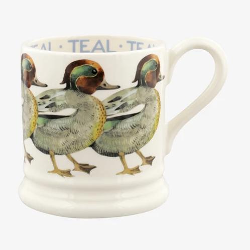 Emma Bridgewater Teal Mug