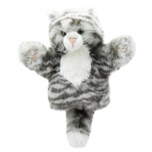 Tabby Cat Glove Puppet
