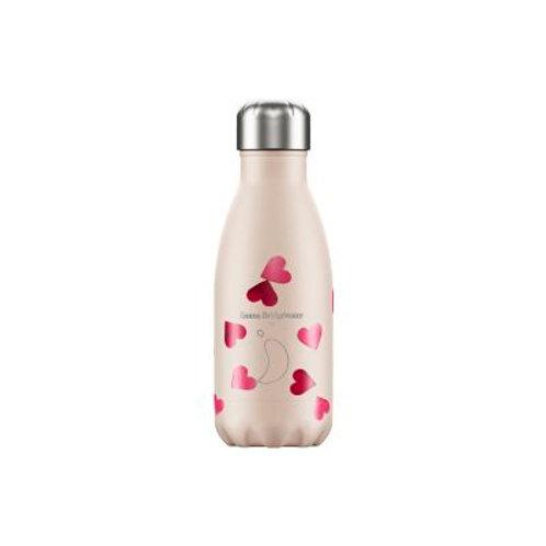 Chilly's Bottle Emma Bridgewater Pink Hearts  - 260ml