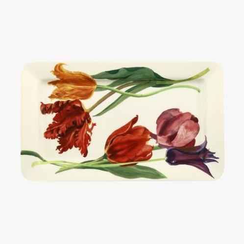 Emma Bridgewater Tulips Oblong Plate