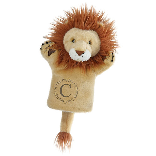 Lion Glove Puppet