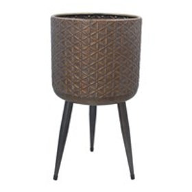 Metal Plant Pots on Legs - Available in 3 Sizes