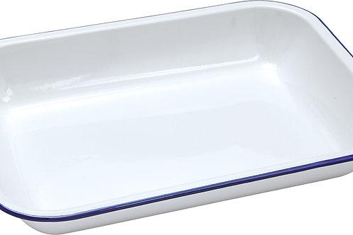 Enamel Baking Dish - 31cm