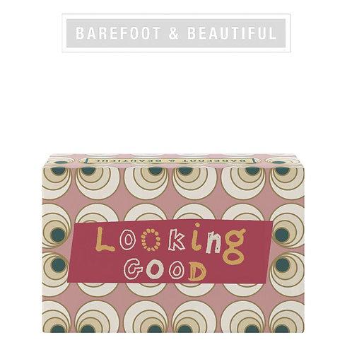 Barefoot & Beautiful 'Looking Good'  Soap