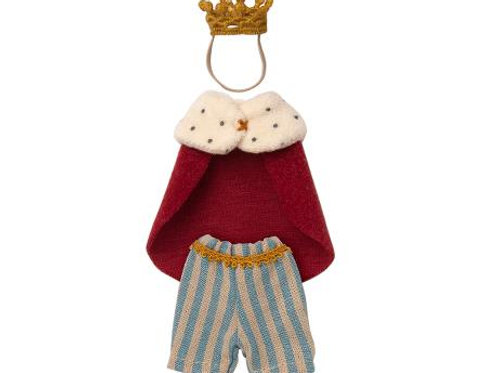 Maileg King Clothes for Mice