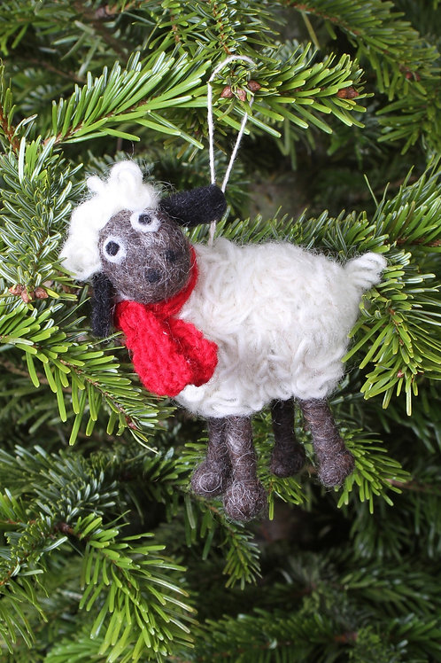 Kevin the Lamb Decoration