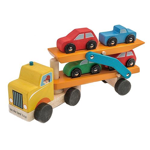 Tenderleaf Car Transporter