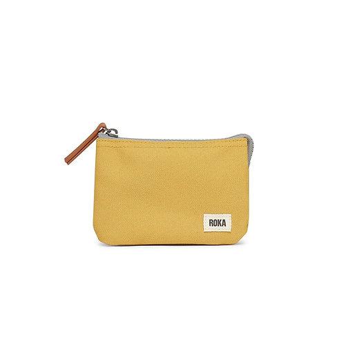 Roka Sustainable Wallet Flax