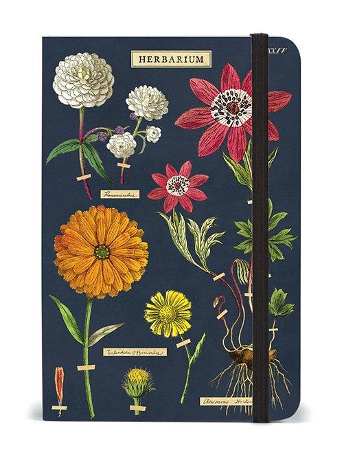 Cavallini Notebook Herbarium Design - Small