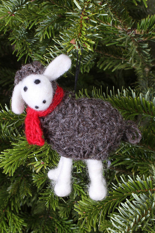 Keith the Herdwick Sheep Decoration