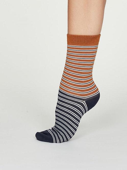Thought Ladies Bamboo Stripe Socks