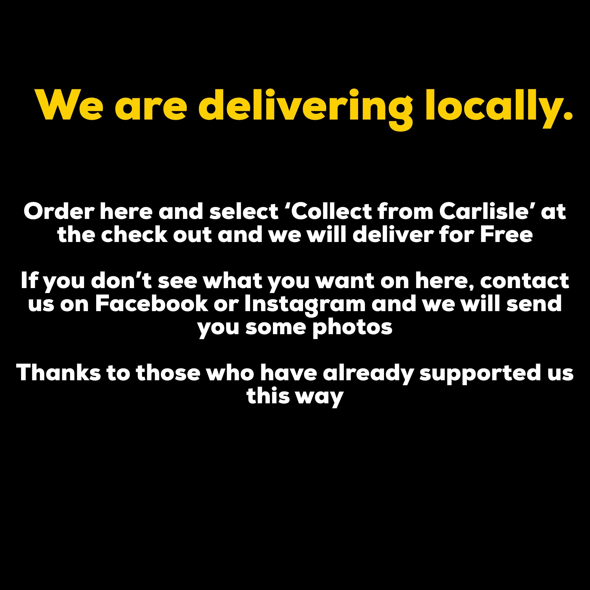 Covid19 Delivery