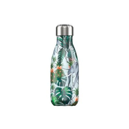 Chilly's Bottle Tropical Elephant  - 260ml