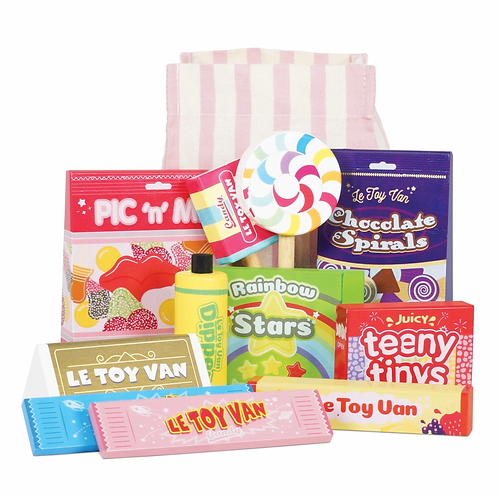 Le Toy Van Sweets & Candy Pic n Mix